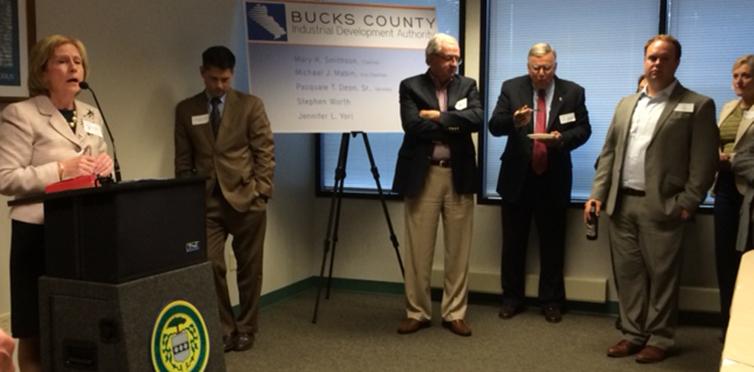Bucks County Industrial Development Authority Inaugural Event