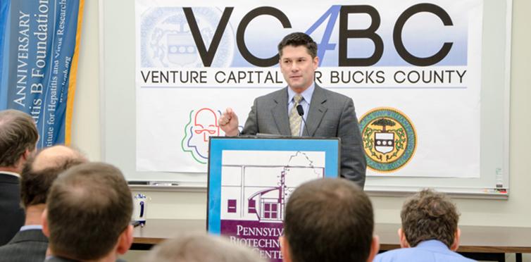 Venture Capital For Bucks County VC4BC